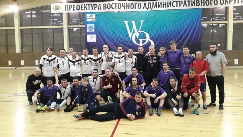FireTeam впервые завоевал Зимний Кубок ЛЛЛФ